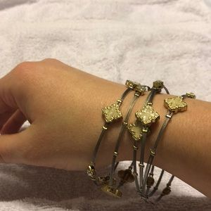 Jewelry - 5 matching bracelets. Perfect for your arm party